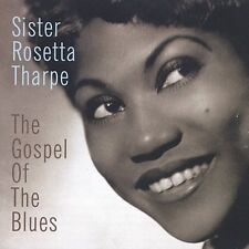 Sister Rosetta Tharp - Gospel of the Blues, The [New CD] Rmst