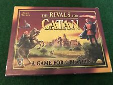 The Rivals For Catan - Card Game - Klaus Teuber