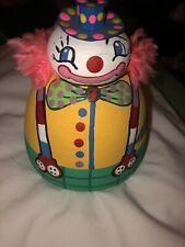 Moduloa Ref M-39a Collectables Terra-cotta Clown In Mint Condition.