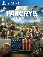 Far Cry 5 Standard Edition - PS4 - Pre-Order - SHIPS ON RELEASE DAY 03/27/18