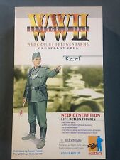 "Dragon 1/6 Scale 12"" WWII German Leningrad 1941 Wehrmacht Karl Figure #70003"
