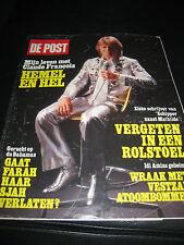 RARE MAG DE POSTE CLAUDE FRANCOIS  10/06/1979