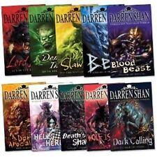 Darren Shan Demonata 10 Books Collection Set Pack RRP: £105.9 (Darren Shan Colle