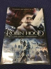 JL5- Robin Hood : The Ghost of Sherwood (DVD, Widescreen, 2013) SEALED