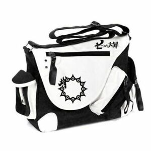 Nanatsu No Taizai/ the Seven Deadly Sins Anime Backpack Messenger Shoulder Bag
