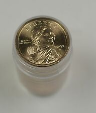 2006 P $1 Sacagawea Dollar BU Roll 25 Coins Native American