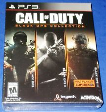Call of Duty: Black Ops Collection PS3 *Factory Sealed! *Free Shipping!