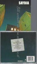 CD--SAYBIA | --THE SECOND YOU SLEEP