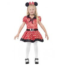 LITTLE GIRLS CUTE MOUSE COSTUME - MEDIUM SIZE 7-9 YRS - MELBOURNE LOCATION