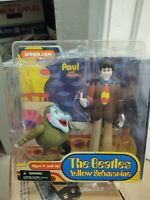The Beatles Yellow Submarine Paul with Jeremy Collectible Action Figure see pics