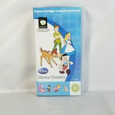 Disney Classics Cartridge Cricut Cutting Machines  Bambi Peter Pan Provo Craft