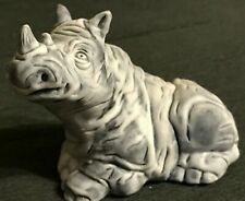 Rhino figurine Gifts Souvenirs excellent quality Rhinoceros
