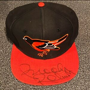 Brooks Robinson Hand Signed Autographed Baltimore Orioles Baseball Hat