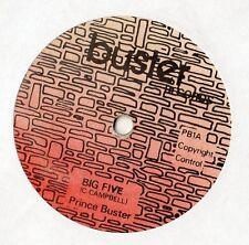 """Prince Buster - Big Five 7"""" Single 1970"""