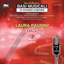 "BASI MUSICALI ""LAURA PAUSINI"" VOL.2 VOL.36"