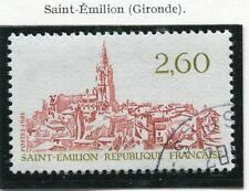TIMBRE FRANCE OBLITERE N° 2162 SAINT EMILION / Photo non contractuelle