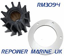 Impeller Kit Replaces Volvo Penta #: 22994993, 876771, 21951358, D6, TAMD63L