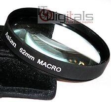 62mm MACRO + 10 objetivo FILTRO no.10 for DELANTERO rosca