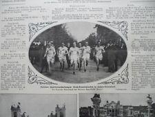 1911 Crosslauf Croß-Countrylauf Hohen Neuendorf