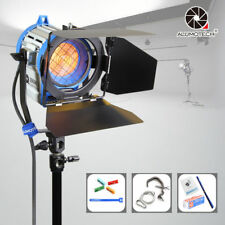 Pro Film Lighting 300W Fresnel Tungsten Spotlight Studio Video +Bulb Photography