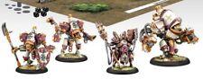 Warmachine Protectorate Of Menoth - Malekus, Repenter, Revenger, Castigator