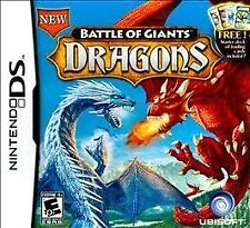 Battle of Giants: Dragons (Nintendo DS, 2009) Rated: E 10+