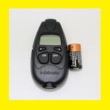 Handsender für Funkfernbedienung Webasto T100 HTM schwarz für Standheizung