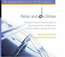 Various Composers : Relax and De-stress CD (2006)