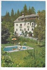 KÖTSCHACH, Hotel Kürschner Pension - Karte gelaufen 1964