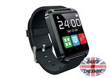 Oxo Reloj Inteligente para Android dispositivos con Fitness y avisos telefónicos