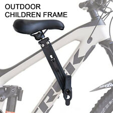 Child Front-Mounted Bicycle Seat Adjustable Detachable Mountain Bike Kids Seat