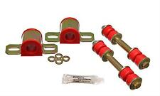 82-02 Firebird Trans Am Polyurethane Sway Bar Bushings Rear Kit 19mm RED