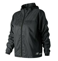 New Balance Women's Light Pack Jacket Black - Size M