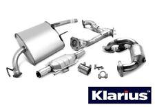 Klarius Exhaust Clamp TYP2AX - BRAND NEW - GENUINE - 5 YEAR WARRANTY