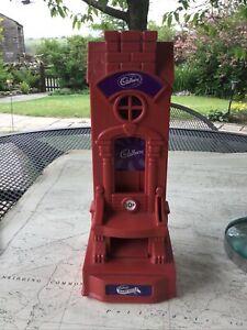 Cadbury's Dairy Milk 10p Hornby Chocolate Dispenser Vending Machine Money Box