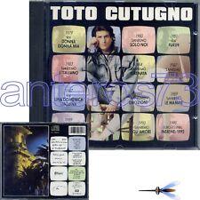 TOTO CUTUGNO RARO CD OMONIMO 1979 1990 FUORI CATALOGO