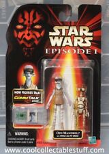 Hasbro Star Wars Episode 1 Commtalk ODY MANDRELL with Otoga 222 Pit Droid
