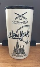 Starbucks New York State Cites 2017 Limited Edition Travel Ceramic Mug 12oz NEW!
