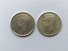 2 F 1911 FR - 1912 FR  ALBERT I