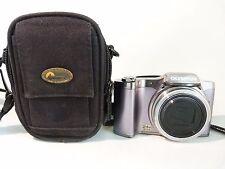 Olympus SZ-14 14.0 MP Digital Camera - Silver + 8GB SD + CASE    0PWH