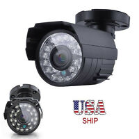 1300TVL HD Color Waterproof Outdoor CCTV Security Camera IR Night Vision IR-CUT