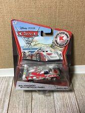 Disney Pixar Cars 2 Silver Racer Series KMART EXCLUSIVE SHU TODOROKI Metallic