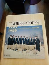 The Whiffenpoofs Of Yale University 1959 Golden Anniversary Album vintage vinyl