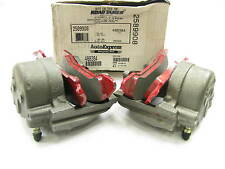 Reman. 1986-1987 Ford Ranger Bronco II Aerostar Front Brake Caliper Set W/ Pads