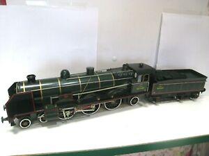 Locomotive Vapeur Pacific 231 A fabrication AS échelle 0