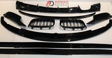 BMW 3 SERIES F30 M PERFORMANCE FULL BODYKIT Splitter Lip Diffuser Spoiler Skirts