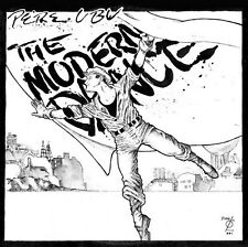 PERE UBU The Modern Dance BLANK RECORDS Sealed Vinyl Record LP