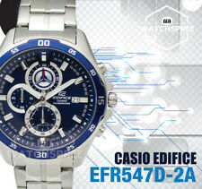Casio Edifice Chronograph Watch EFR547D-2A