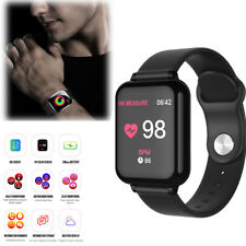 Bluetooth Smart Watch Sport Wrist Watch Heart Rate Monitor SMS Reminder for LG V