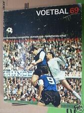 1969 VOETBAL 69,SOCCER,FOOTBALL,FEYENOORD,NEC,HAARLEM,AJAX,BENFICA,TWENTE,VOLEND